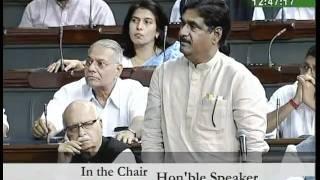 Part 1: Matters of Urgent Public Importance: Sh. Gopinathrao Munde: 19.04.2010