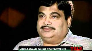 Part 1: NEWS-X Straight Talk: Sh. Nitin Gadkari