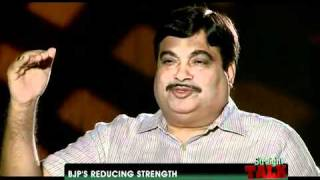 Part 2: NEWS-X Straight Talk: Sh. Nitin Gadkari