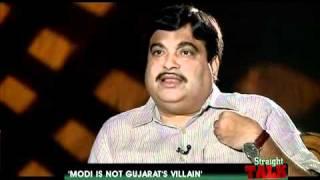 Part 4: NEWS-X Straight Talk: Sh. Nitin Gadkari