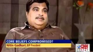 Part 2: CNN-IBN: Sh. Nitin Gadkari