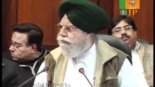 Delhi Women Safety Issue & JPC: Sh. S.S. Ahluwalia: 01.12.2010