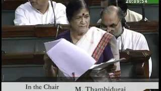 Plantations of Labour (Amendment) Bill, 2010: Smt. Bijoya Chakravarty: 06.05.2010