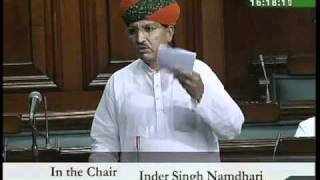 Compulsory Voting Bill, 2009: Sh. Arjun Ram Meghwal: 30.04.2010