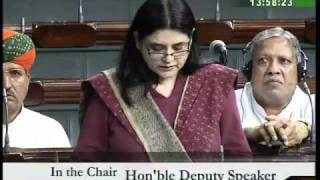 Part 1: National Green Tribunal Bill, 2009: Smt. Maneka Gandhi: 30.04.2010