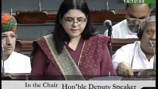 Part 2: National Green Tribunal Bill, 2009: Smt. Maneka Gandhi: 30.04.2010