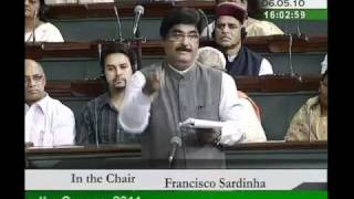 Part 2: Specific Parameters for Conducting the Census, 2011: Sh. Gopinathrao Munde: 06.05.2010