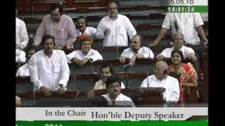Part 3: Specific Parameters for Conducting the Census, 2011: Sh. Ananth Kumar: 05.05.2010