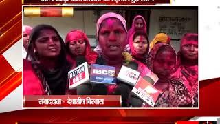 पखांजूर - आंगनवाड़ी कार्यकर्ताओं की हड़ताल हुई खत्म