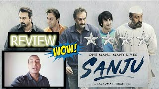 Sanju Movie Official Teaser Review