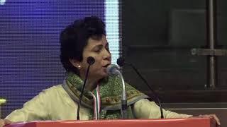 Save The Constitution: Selja Kumari Speech at Talkatora Stadium, New Delhi