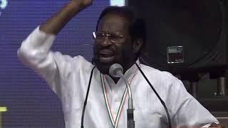 Save The Constitution: Dr. K. Jayakumar Speech at Talkatora Stadium, New Delhi