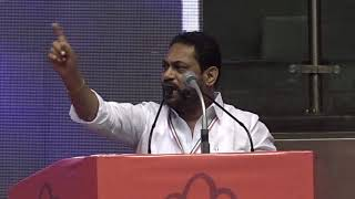Save The Constitution: Nitin Raut Speech at Talkatora Stadium, New Delhi