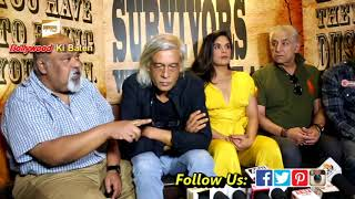 """Daas Dev"" Film Interview With Richa Chadha, Rahul Bhat, Sudhir Mishra, Dalip Tahil & Saurabh Shukla"