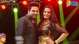 JhunJhuna Song Making - Krushna Abhishek & Mugdha Godse - Sharma Ji Ki Lag Gayi Movie