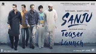 Sanju | Official Teaser Launch | Ranbir Kapoor | Rajkumar Hirani Part 1