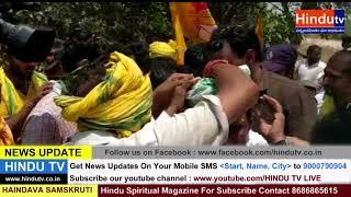 AP ASSEMBLY SPEAKAR KODELA FELL DOWN FROM CYCLE // HINDU TV NEWS