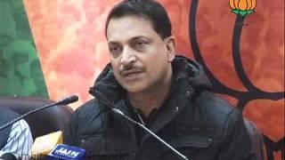 Digvijay Singh Statement on Hemant Karkare : Sh. Rajiv Pratap Rudy: 28.12.2010
