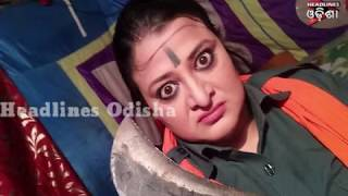 Actress Usasi Mishra Man Handled In Anugul
