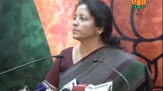 Part 2: CVC Thomas: Smt. Nirmala Sitharaman: 31.01.2011