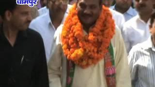 अशोक कुमार राणा ने अपने चुनावी प्रचार में फूंका बिगुल