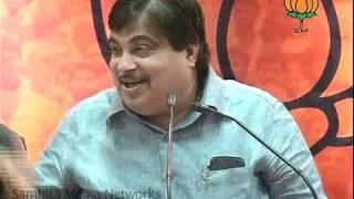 Part 2: Yuva Morcha (Uttarakhand): Sh. Nitin Gadkari: 22.02.2011