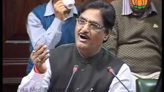 Part 2: JPC & Corruption: Sh. Gopinath Munde: 24.02.2011