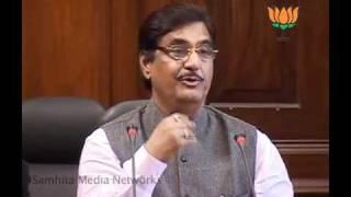 Railway Budget: Sh. Gopinath Munde: 25.02.2011