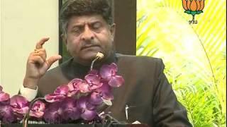 Seminar On Politicising Terrorism: Sh.Ravi Shankar Prasad: 26.02.2011