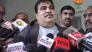 Fishermen, Black Money & CVC: Sh. Nitin Gadkari: 03.03.2011
