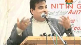 Part 1: Speech in Special Program at Delhi University: Sh. Nitin Gadkari: 03.03.2011
