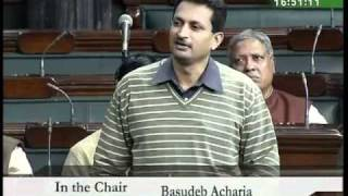 Discussion on impact of climate change: Sh. Anant Kumar Hegde: 03.12.2009