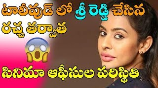 Short Film Related to Sri reddy Part-2 | Top Telugu Short Film | TFI | Model Coordinator | #Latest
