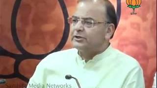 PM's Statement in Parliament on Sh. L. K. Advani: Sh. Arun Jaitley: 26.03.2011