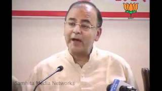 Constitutional Club Party:  Sh. Arun Jaitley: 01.04.2011