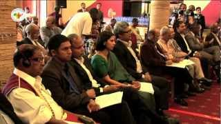Blending Borders: Africa India Forum Summit - II