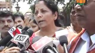 Handloom Weavers: Smt. Nirmala Sitharaman: 07.04.2011