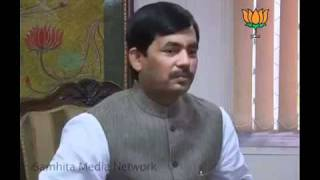 Regarding Committee Made by BJP for Jammu &  Kashmir: Sh. Syed Shahnawaz Hussain: 10.04.2011
