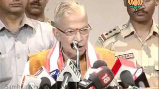 Speech on PAC Report in Mavlankar Hall: Sh. Murli Manohar Joshi: 05.05.2011