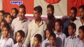विद्यार्थी छात्रावास में किया गया दीपावली महोत्सव का आयोजन