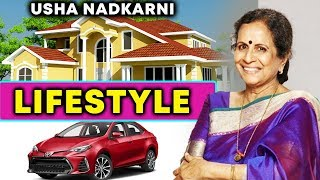 Bigg Boss Marathi: Usha Nadkarni | Lifestyle, Income, House, Cars, Luxurious, Family, Biography