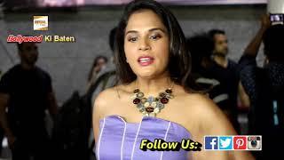 "Richa Chadda ""Daas Dev"" Special Screening PVR Andheri Mumbai"