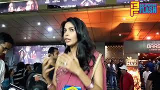 Mallika Sherawat In Hot Saari - Full Interview - Daas Dev GRAND Premiere