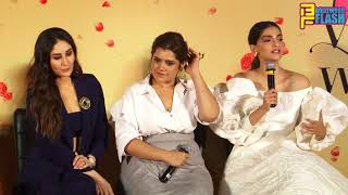 Veere Di Wedding Trailer.Watch Uncut Veere Di Wedding Trailer Launch Sonam Kap Video Id 341e959c7d31cc Video Veblr Mobile