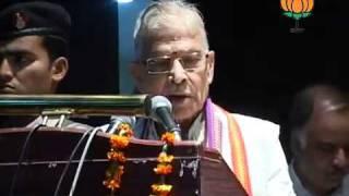 Supreme Court Decision on Ayodhya: Sh. Murli Manohar Joshi: 10.05.2011