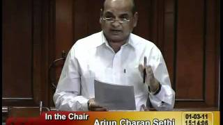 Repatriation of Prisoners(Amendment) Bill, 2010: Sh. Naranbhai Kachhadia: 01.03.2011