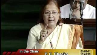 State Bank of India (Subsidiary Bank) Amendment Bill, 2010: Smt. Sumitra Mahajan: 01.03.2011