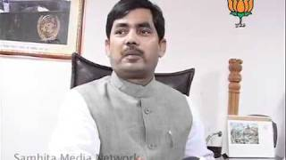 Rahul Gandhi visit to Bhatta-Parsaul village: Sh. Syed Shahnawaz Hussain: 11.05.2011