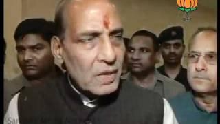 Land Acquisition: Sh. Rajnath Singh: 02.06.2011