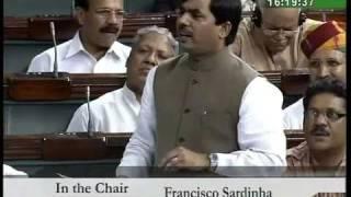 Nalanda University Bill, 2010: Sh. Syed Shahnawaz Hussain: 26.08.2010